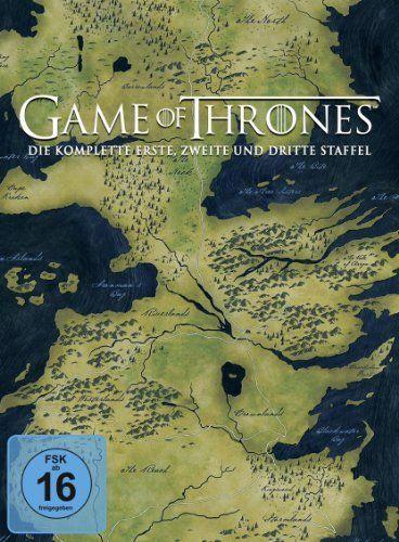 Erleben Sie die beliebteste Fantasy-Serie aller Zeiten auf DVD. Holen Sie die Staffeln 1-3 zu sich nach Hause. Game of Thrones - das Spiel um Leben und Tod.