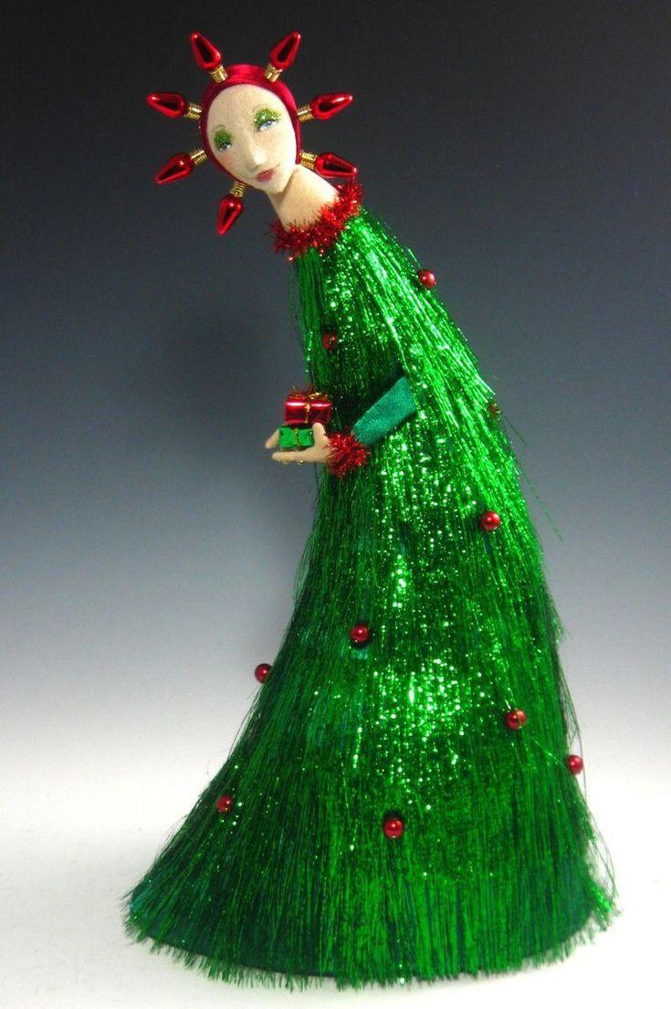 Волшебные куклы Cindee Moyer - Ярмарка Мастеров - ручная работа, handmade