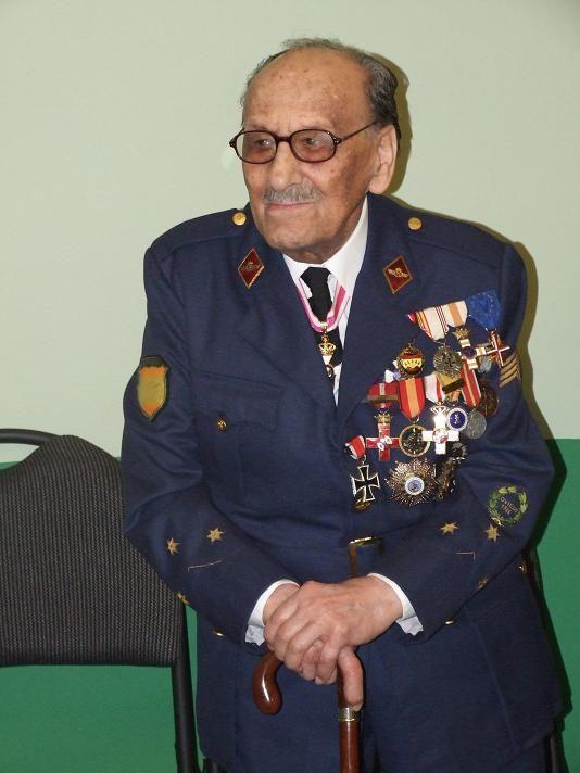 Ancien de la légion SS AZUL