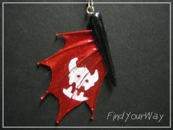 How To Train Your Dragon Toothless' Tail Fin by FindYourWayCrafts