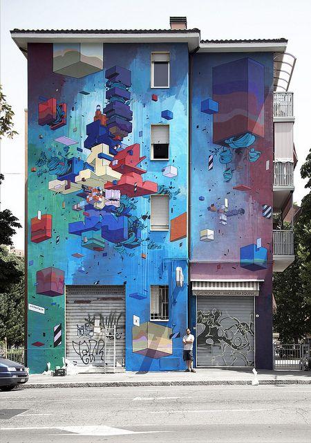 ETNIK @ Frontier , La linea dello stile,Italy by etnikknm, via Flickr