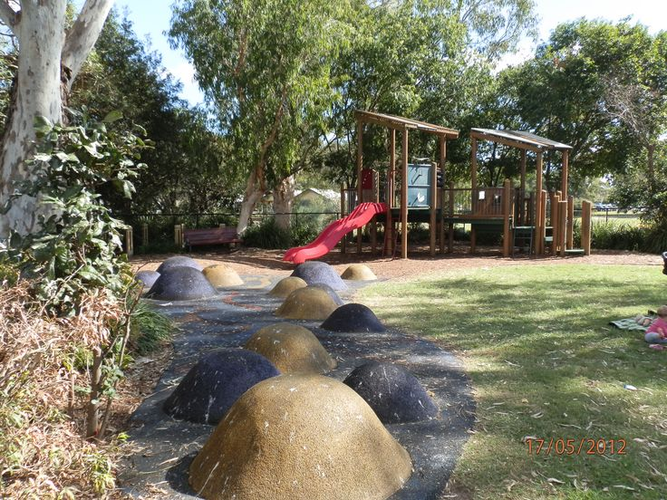 Einbunpin Lagoon Parklands | Sandgate Lagoon Playground - Brisbane Kids great local kids parks to try out on the northside of brisbane.