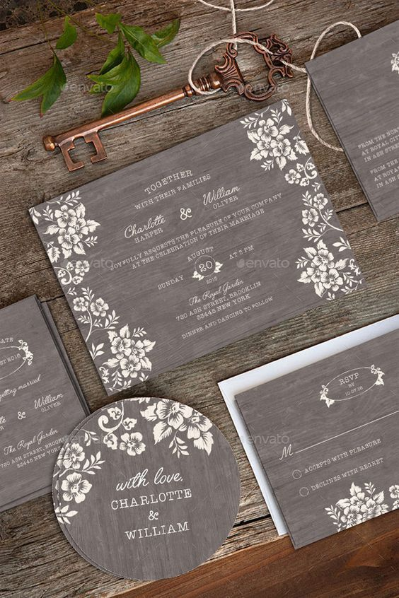 The 25+ best Engagement invitation template ideas on Pinterest - free engagement party invitation templates printable