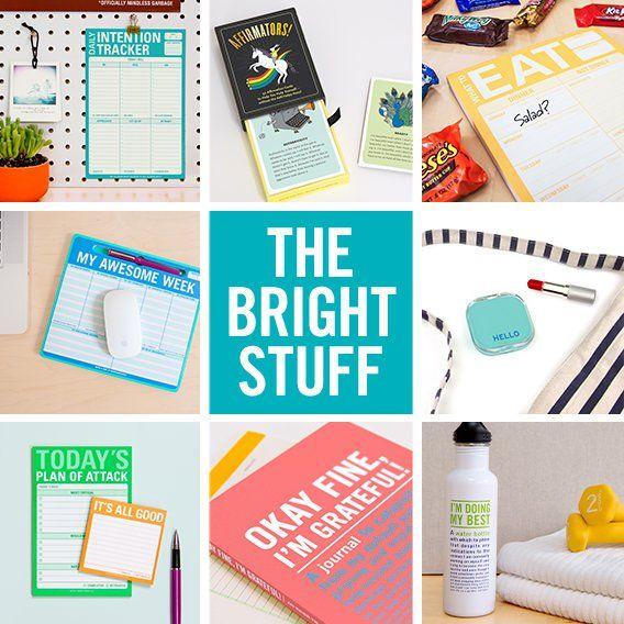 Knock Knock Optimistic Organizational Office Items