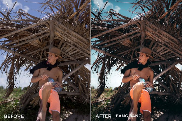 how to add warmth to photos in lightroom