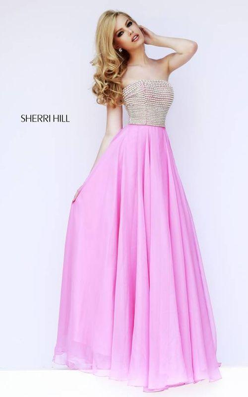 34 mejores imágenes de Sherri Hill Dresses en Pinterest | Vestidos ...