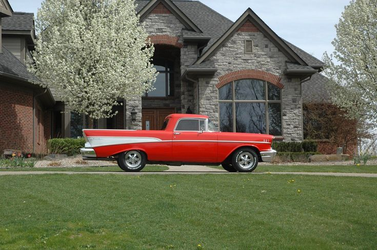 Awesome Awesome 1957 Chevrolet Bel Air/150/210  1957 Chevrolet El Camino – Hard Top 2017 2018
