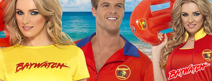 Baywatch Fancy Dress - Lifeguard Costumes | Party Delights