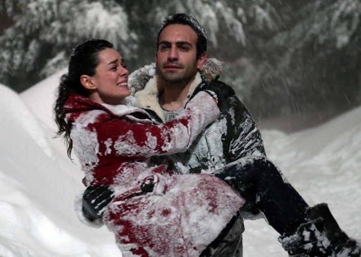 Fatih ve Zeynep, kaçırılan Selin'i arayışa geçiyorlar #AşkYeniden