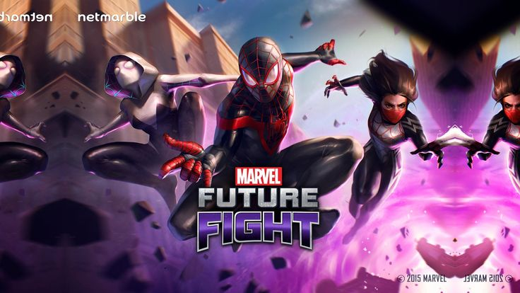 All-New Spider-Verse Heroes join Marvel Future Fight