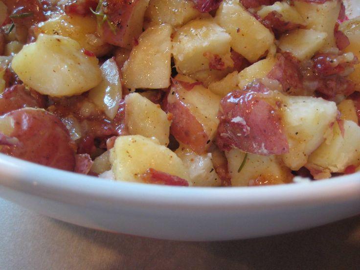 Luisa's German Potato Salad (Kartoffelsalat) Recipe — Dishmaps