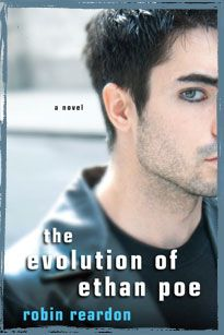 The Evolution of Ethan Poe. Ethan Poe, 16 and gay, struggles for balance in his life. His parents are divorcing; his older brother Kyle is damaging his right hand in the name of purity; his best friend is a Jesus freak who prays for him to be straight; he's desperate to get his driver's license. He's just starting to see light in the form of Max Modine, a boy he wants to know much better than he does, when his rural Maine town begins to explode around him.