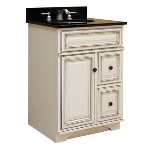 Art Exhibition Best Deal SunnyWood SLD Maple Wood Bathroom Vanity Cabinet from the Sanibel
