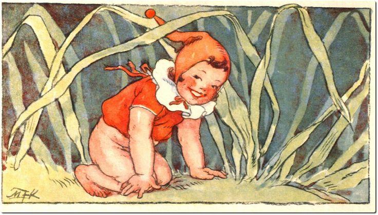 Jarabáček, napsal Josef Kubička, ilustrace Marie Fischerová Kvěchová