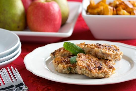 Chicken and Sage Sausage Patties | Breakfast & Brunch | Pinterest ...