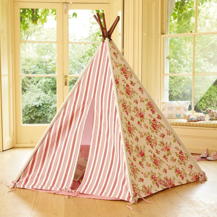 another wigwam idea for her new bedroom?