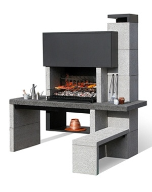moderne catherine o 39 hara barbecue and jersey. Black Bedroom Furniture Sets. Home Design Ideas