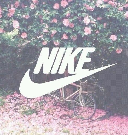 fleur, Nike, rose, agréable, tapisserie