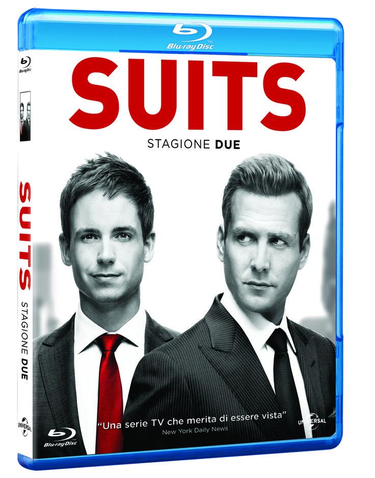 Suits - Stagione 2 - In Blu-ray dal 23 luglio