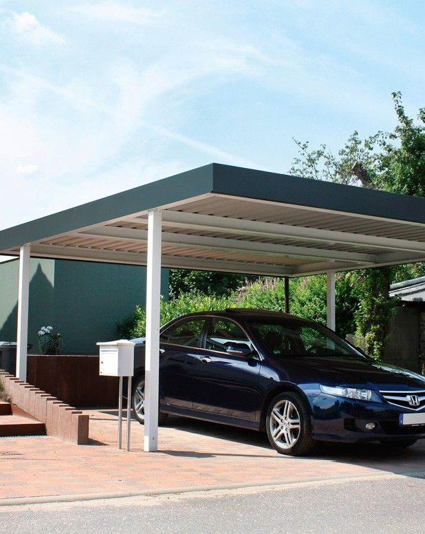 25 best ideas about carport stahl on pinterest. Black Bedroom Furniture Sets. Home Design Ideas