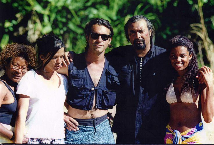 IL BARBIERE DI RIO con Diego Abatantuono e Zuleika Dos Santos