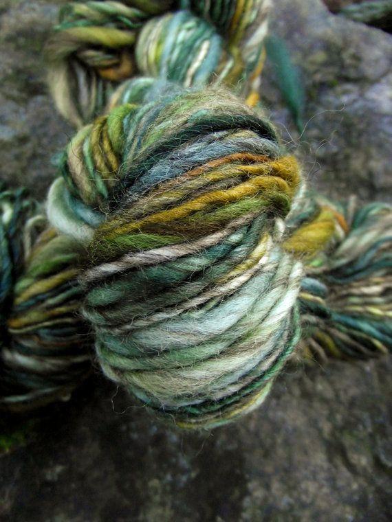 Wholesale yarn bulk order, handspun yarn, 30 skeins of handpainted yarn, shipping included-Yarnarchy