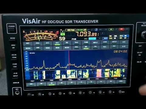 VisAir – HF DSP Transceiver Standalone DDC DUC   Elektronic