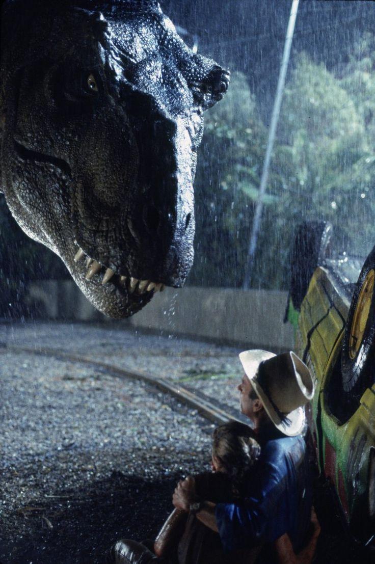 Jurassic Park Boards Study - YouTube