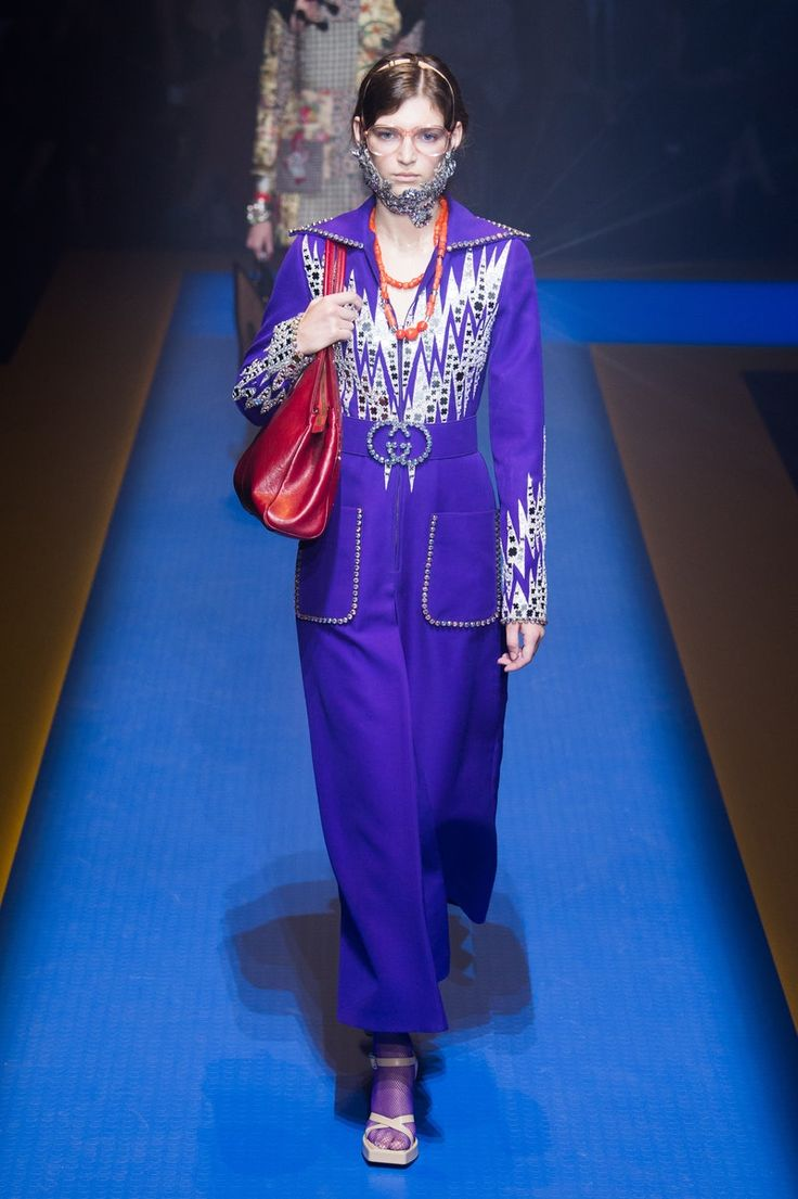 Gucci | Ready-to-Wear - Spring 2018 | Look 76