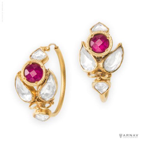 Suryodaya Earrings - Arnav
