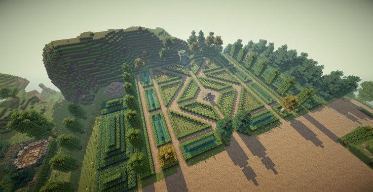 brilliant garden design minecraft home modern house tutorial ep 27