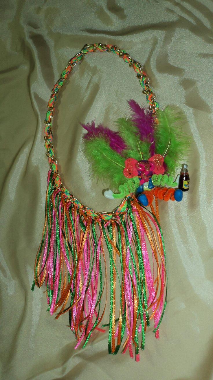Collar carnaval marimonda