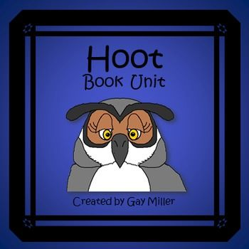 Hoot Book Unit contains lessons aligned to the Common Core Standards for grades 6 – 8. This comprehensive unit includes vocabulary, comprehension questions, constructive response questions, and a unit on persuasive writing aligned to Common Core.
