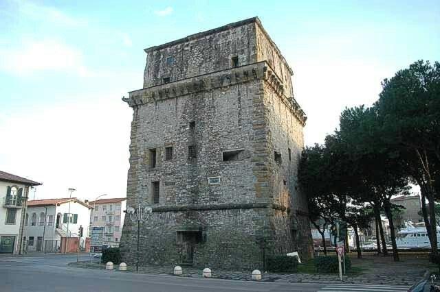 Viareggio (Lucca) - Torre Matilde, 1534