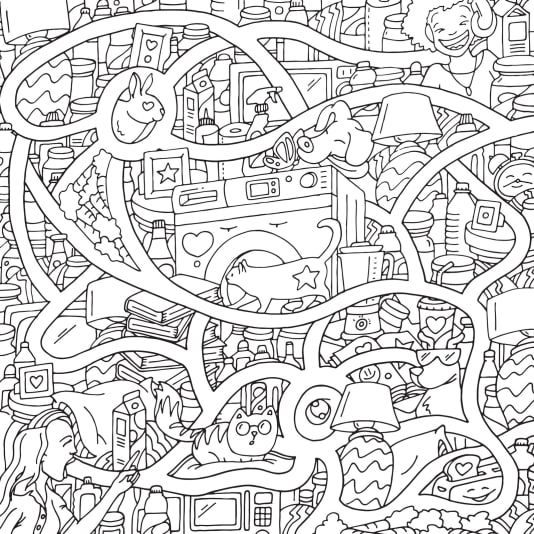 23 Best Stoner S Coloring Book Images On Pinterest