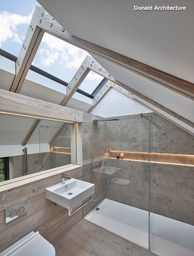 Great Loft Bathroom