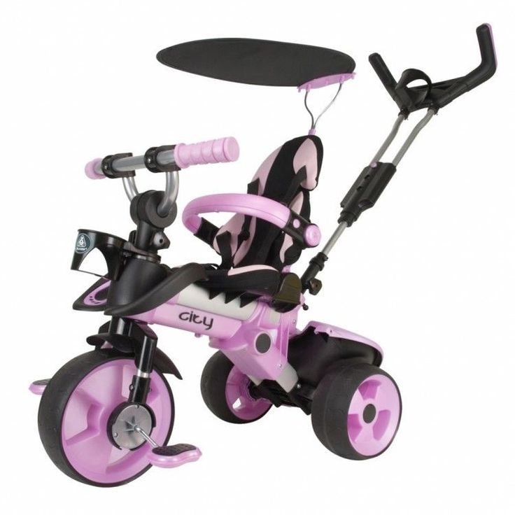 Toddler Ride On Car Vehicle Christmas Xmass Gift Children Tricycle Pedal Pink #ToddlerRideOnCar