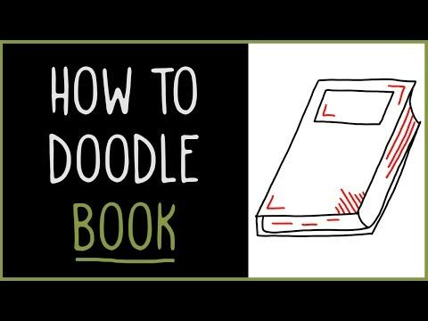 How to doodle book - IQ Doodle