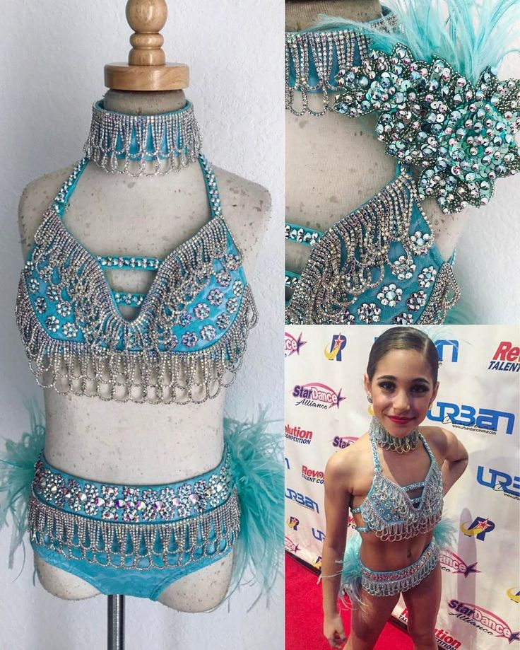 To Die For Costumes for Miss Willow Phillips from Krystie's Dance Company! A real beauty!  #todieforcostumes #BLDesigns