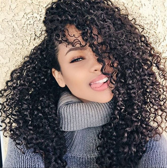 193 best images about ��natural curly hair�� on pinterest