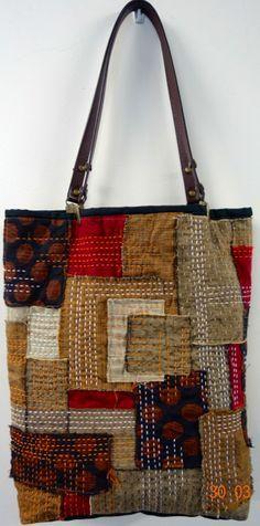 Boro Summer Tote Bag