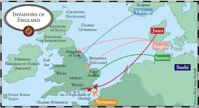 History Of The Saxons And Angles About History Anglo Saxon Anglo Saxon History Anglo Saxon Kingdoms