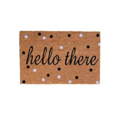 RUGS WE LOVE SALE! Take 20% OFF any rug now through FRIDAY! Hello There Doormat | Lulu and Georgia