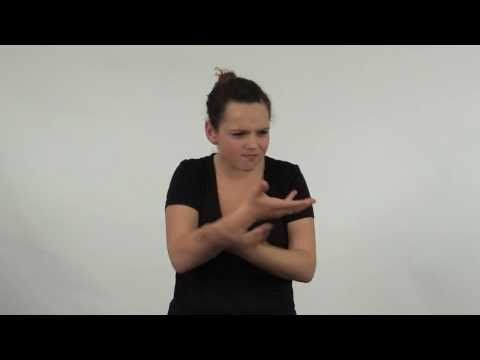 Deaf Community Research Project : Online Auslan Translations - YouTube