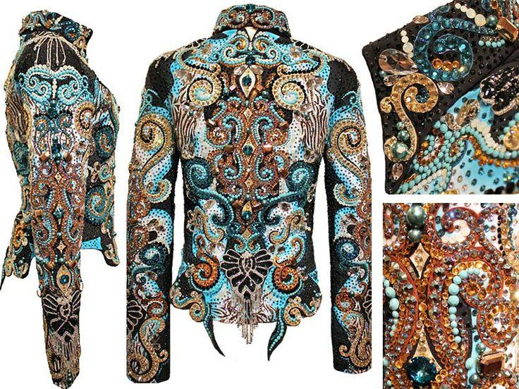 Showgirls apparel jacket