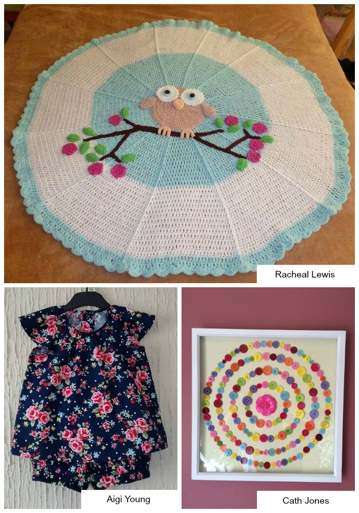 FebruaryProject of the Month Challenge Winners