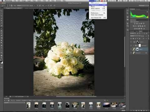 Esploriamo un nuovo filtro introdotto in Photoshop CS6 che simula la PITTURA AD OLIO. Un nuovo strumento creativo che può essere interessante e che va sicuramente esplorato.