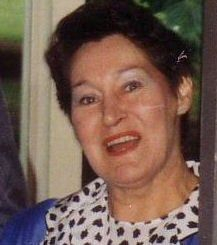 Gladys Shirley Vivian (nee Dart) Birth 1927 in South Australia, Australia Death 2004 in Adelaide, South Australia, Australia