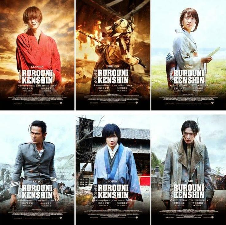 Film Eksis: [REVIEW] RUROUNI KENSHIN : KYOTO INFERNO - TAKERU ...