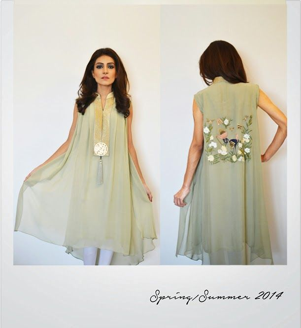 Style Stripped - Pakistan's Premier Fashion and Lifestyle Portal.: Look Book: MAHGUL Summer Pret